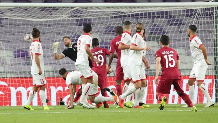 قطر تتجاوز العراق إلى ربع نهائي كأس اسيا
