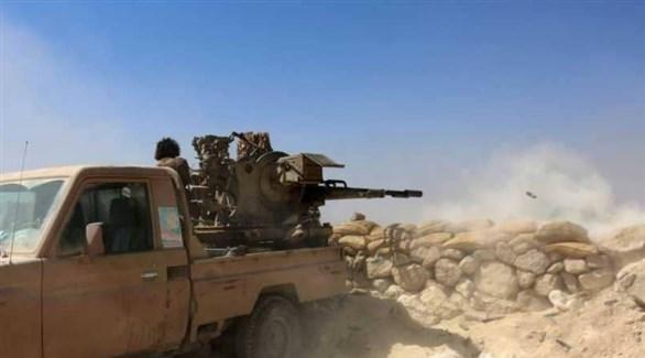 مصرع 7 حوثيين بينهم قيادي ميداني في مواجهات مع قوات الجيش في الجوف