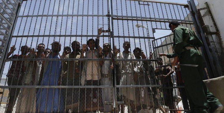 """منظمة حقوقية تدعو لتشكيل لجنة دولية للتحقيق في مزاعم تصفية 23 يمنياً في سجون تديرها """"الإمارات"""""""
