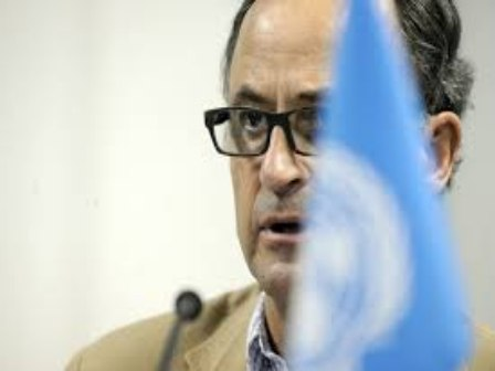 New head for UN monitoring team in Hodeidah after Kamert resignation