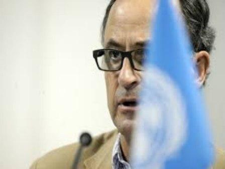 بعد طلب إعفاءه.. الأمم المتحدة تعين رئيساً جديدا لفريق المراقبة الأممية في الحديدة بدلاً عن باتريك