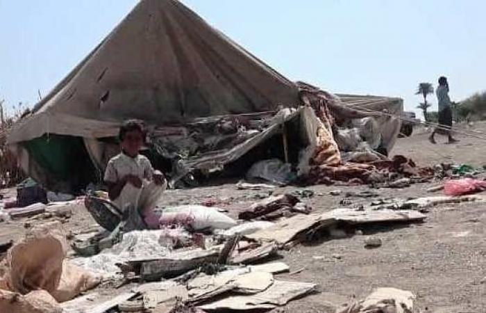مليشيا الحوثي ترتكب مجزرة جديدة في حجة واغاثي سلمان يندد بالجريمة