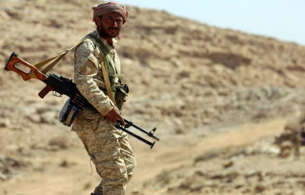 مصرع 6 حوثيين بينهم قيادي ميداني بنيران قوات الجيش في البيضاء