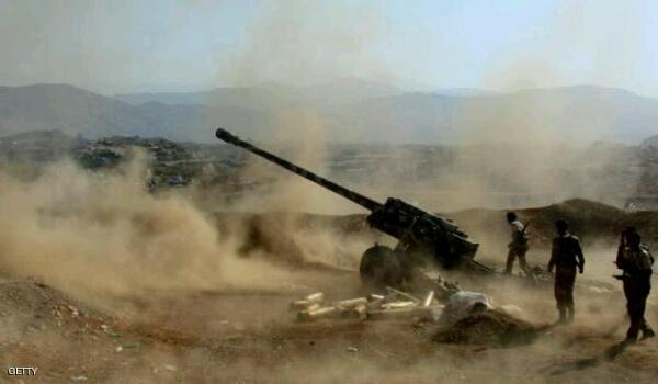 قوات الجيش تحرز تقدما جديدا في جبهات صعدة ومصرع 15 حوثيا في المعارك