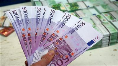 """باستثناء الألماني والنمساوي.. """"البنك المركزي الأوروبي"""" يوقف إصدار الورقة النقدية من فئة 500 يورو"""