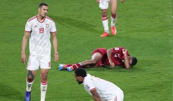 قطر تقسو على الامارات برباعية وتتأهل لنهائي كأس اسيا 2019