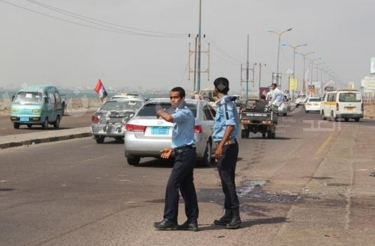 Aden: Traffic Police announce comprehensive strike after attack by UAE-backed forces
