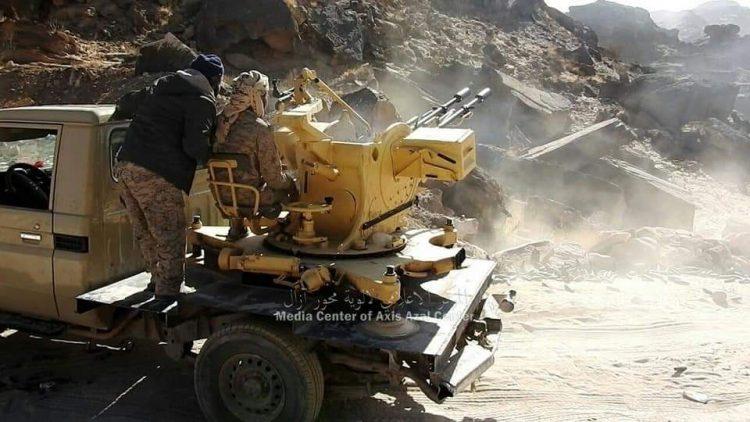 مصرع 8 حوثيين وإصابة أخرين في كمين محكم لقوات الجيش بصعدة