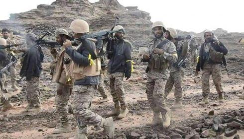 الجيش الوطني يتقدم في جبهة المتون بالجوف ويسيطر على مواقع جديدة