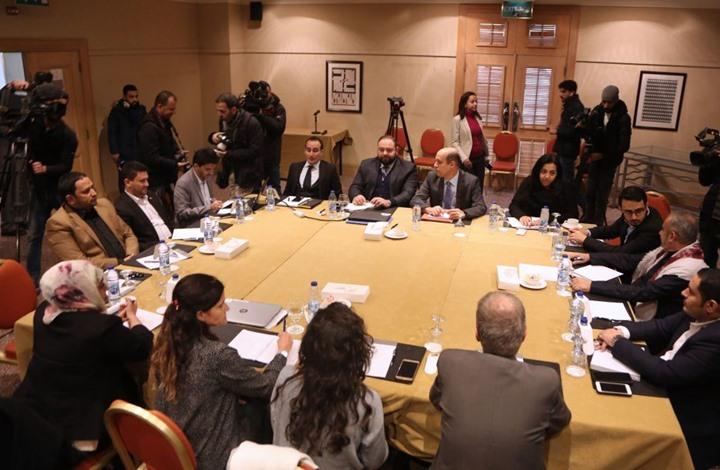 بشأن اتفاق تبادل الاسرى.. جولة مباحثات بين ممثلي الحكومة الشرعية ومليشيات الحوثي في عمّان