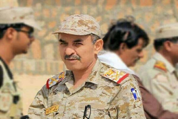 Senior military commander in the national army dies in UAE after wounded in Al-Anad attack