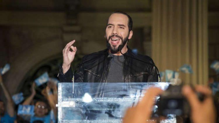 الفلسطيني ناييب بوكيلي يفوز برئاسة دول السلفادور