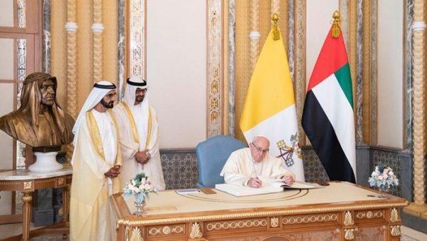 "اول ثمار صلاة الاماراتيين مع البابا ""اوامر بالافراج عن محمد قحطان"""