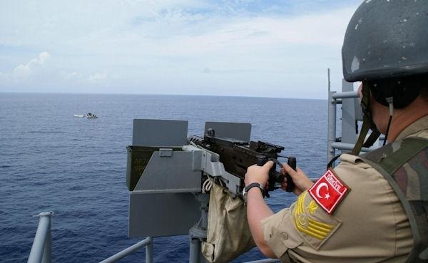 البرلمان التركي يوافق على تمدد مهمة القوات البحرية التركية في خليج عدن لعام إضافي