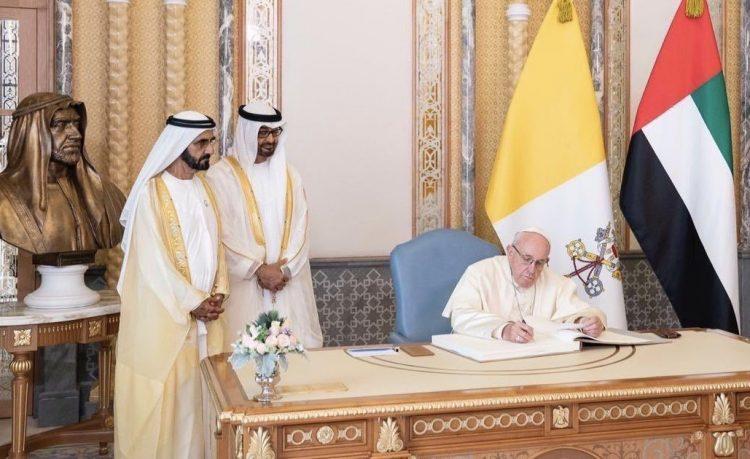 """قيادي يمني يكشف خفايا زيارة """"البابا"""" للإمارات ويحذر من خطر هذه المؤامرة على اليمن!"""