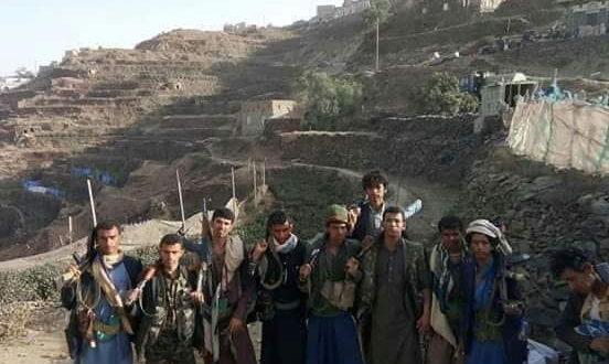تجدد المواجهات العنيفة في منطقة حجور بحجة والقبائل تقطع إمدادات الحوثيين