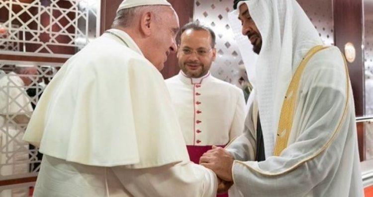 الامارات تسامحت مع البابا…فماذا عن تسامحها مع الشعوب العربية؟!