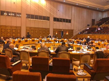 دعا إلى تسمية الطرف المعرقل.. البرلمان العربي يصوت على مشروع قرار عربي يخص اليمن