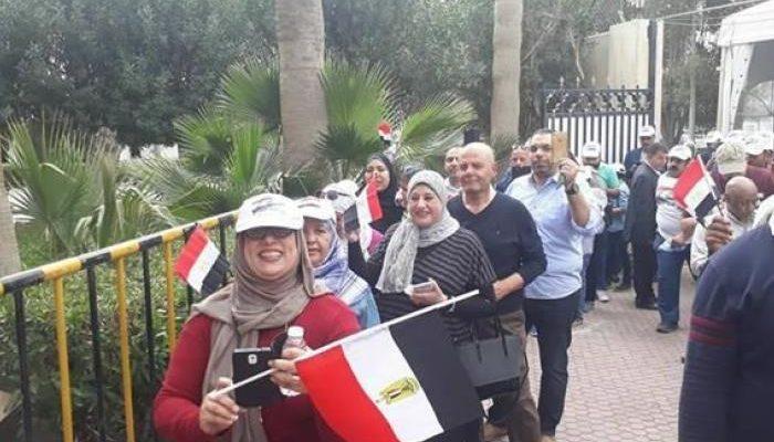 تعرف على احصائية اعداد المصريين في الخارج
