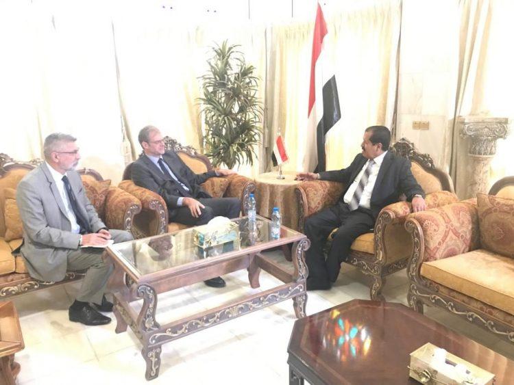 البرلماني الحميري يكشف عدد النواب المتواجدين في صنعاء، ويؤكد استكمال ترتيبات انعقاد الجلسات في عدن