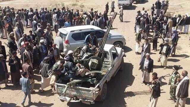 تنذر بانفجار الوضع.. توترات بين أبناء القبائل والحوثيين في أفلح الشام بحجة