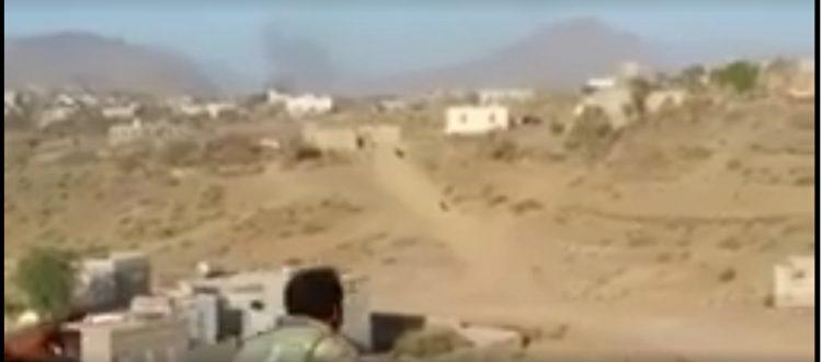 الضالع.. مصرع 15 حوثياً وجرح 10 آخرين في محاولة تسلل فاشلة بالحشاء