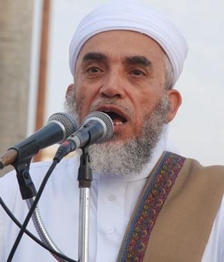 الشيخ/ أحمد بن حسن المعلم