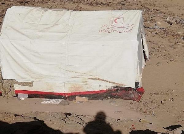 قوات الجيش الوطني تعثر على مخيمات طبية إيرانية لعلاج جرحى الحوثيين بكتاف صعدة