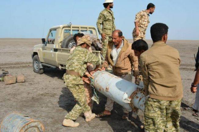 الفرق الهندسية تتلف كميات من الألغام والعبوات الناسفة في محافظة الحديدة