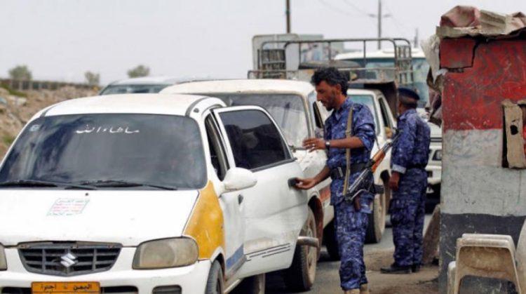 شبوة الشرطة تضبط أحد الفارين من السجن المركزي أثناء فترة الاجتياح الحوثي