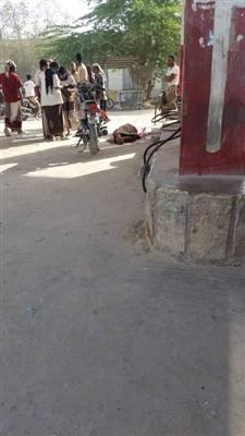 مسلحون مجهولون يغتالون جندي في مدينة سيئون بحضرموت