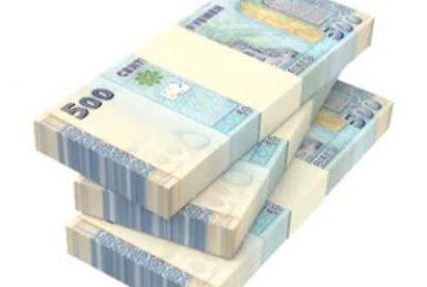 تعافي ملحوظ للريال اليمني امام العملات الاجنبية في عدن وصنعاء اليوم الاحد