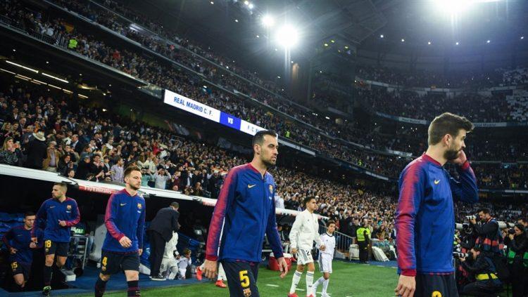 ترتيبات أمنية ضخمة لتأمين مباراة كلاسيكو الدوري الأسباني  بين ريال مدريد وبرشلونه