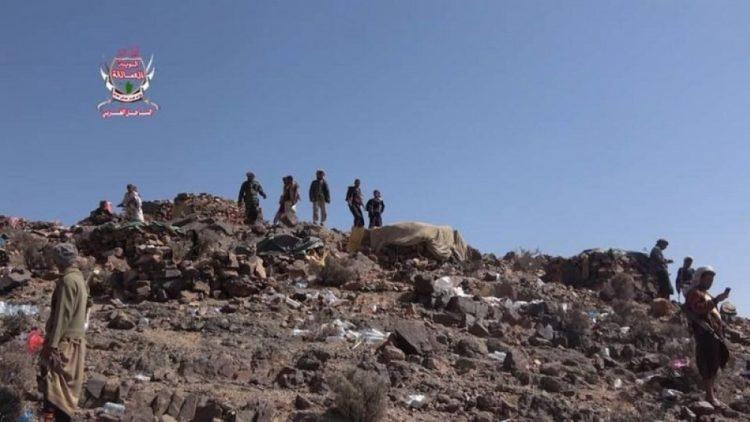 قوات الجيش الوطني تتقدم غرب تعز وتسيطر على مناطق جديدة