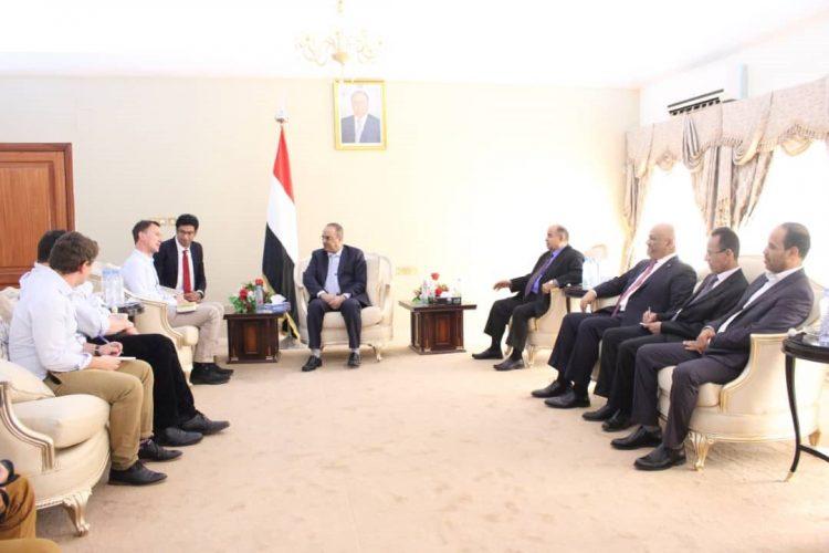 وزير الخارجية البريطاني يصل عدن