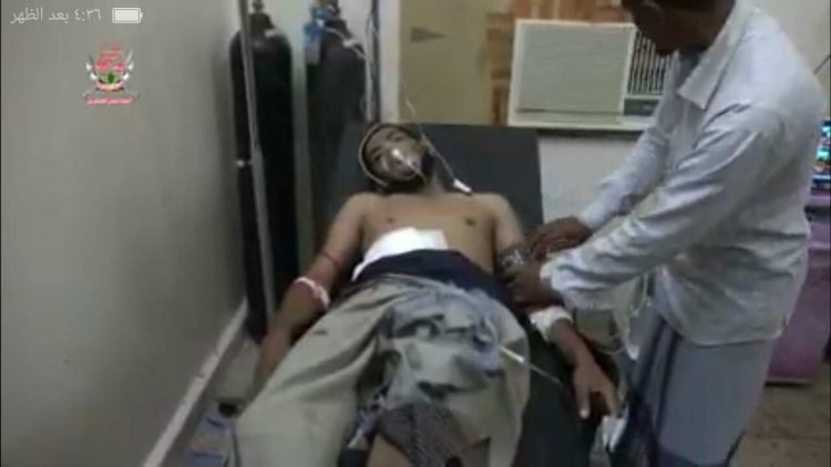 Nine of one family killed and wounded by Houthi shelling south of Hodeidah