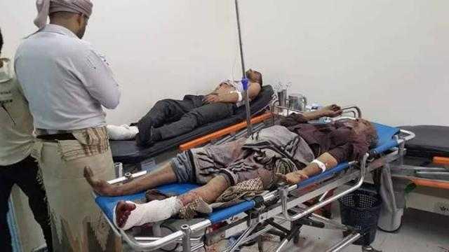 تعز: في حصيلة أولية.. مقتل واصابة 9 اشخاص في تفجير ديلوكس