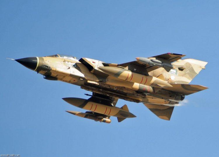 التحالف يعلن تدمير طائرة حوثية مسيرة باتجاه أبها وإصابة 4 مدنيين إثر تساقط حطامه