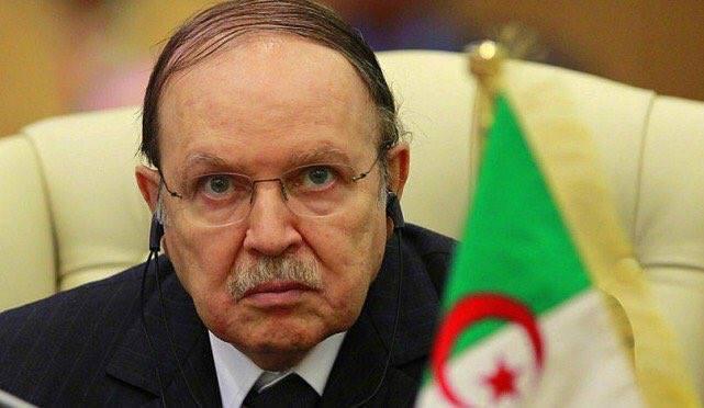 الوضع الصحي للرئيس الجزائري عبدالعزيز بوتفليقة حلال فترة توليه الحكم