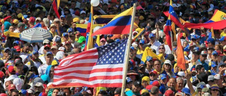 فنزويلا تمهل أمريكا 72 ساعة لسحب كل دبلوماسييها من أراضي فنزويلا