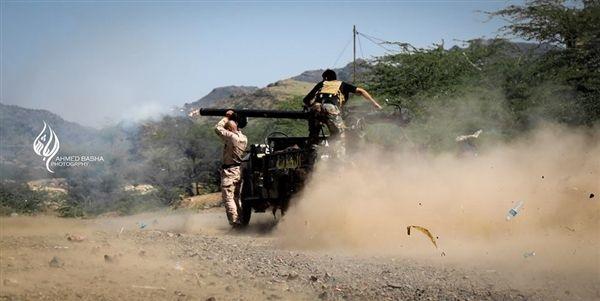 قوات الجيش تحبط محاولة تسلل لمليشيا الحوثي غرب تعز ومصرع حوثيين بانفجار لغم أرضي