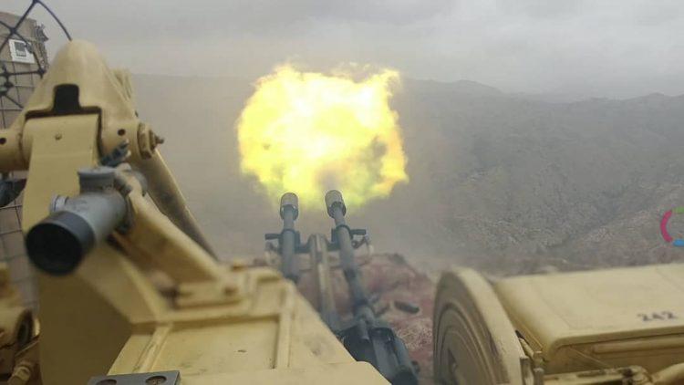 مصرع وجرح عدد من عناصر مليشيا الحوثي في محاولة تسلل فاشلة بمحافظة صعدة
