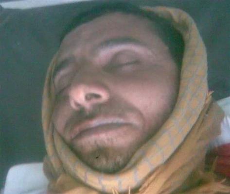 ارهابي حوثي يقتحم مسجداً في ذمار ويطلق النار على خطيب المسجد