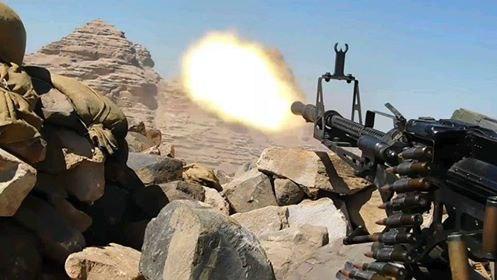 قوات الجيش تحبط محاولة تسلل لمليشيا الحوثي في البيضاء ومصرع 8 حوثيين