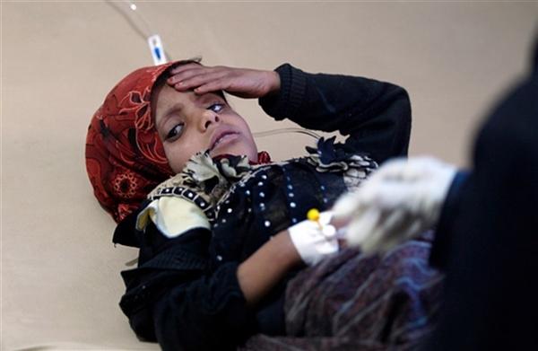 متسببا بوفاة 17 شخصاً وإصابة المئات.. عودة الكوليرا إلى تعز مجدداً