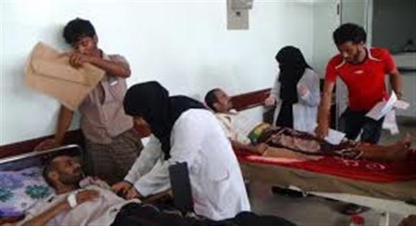 الكوليرا تجتاح تعز.. 25 حالة وفاة والآف الإصابات ووضع ينذر بكارثة صحية