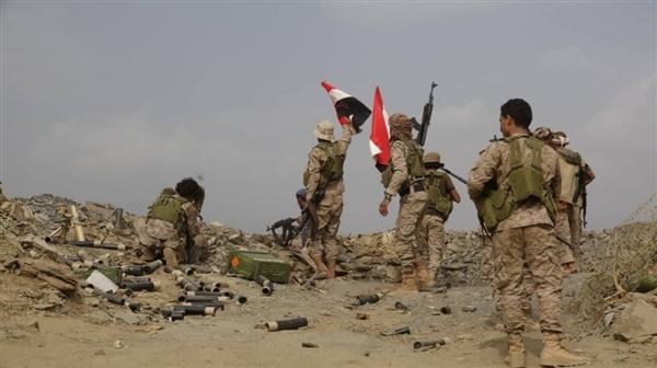 لليوم السابع على التوالي.. الجيش الوطني يواصل تقدمه في عبس ويحرر مناطق جديدة