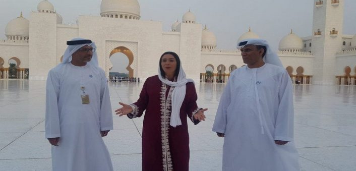 """بعد افتتاح أول كنيسة بها.. رئيس المجلس اليهودي ـ الإماراتي يشيد بدور الإمارات في """"إحياء اليهودية"""""""