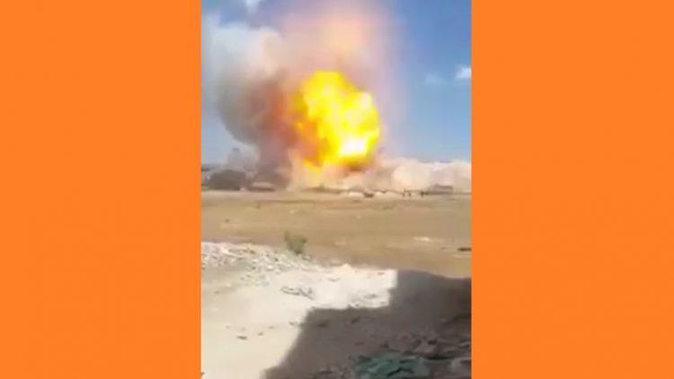 الحوثيون يعترفون رسمياً بمسؤوليتهم عن انفجار سعوان بصنعاء