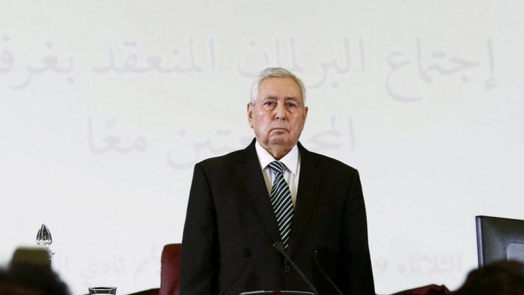 تعهد بتنظيمها في غضون 90 يوماً.. عبد القادر بن صالح: يحدد موعد تاريخ الانتخابات الرئاسية في الجزائر